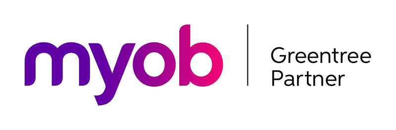 Myob Greentree Partner Logo