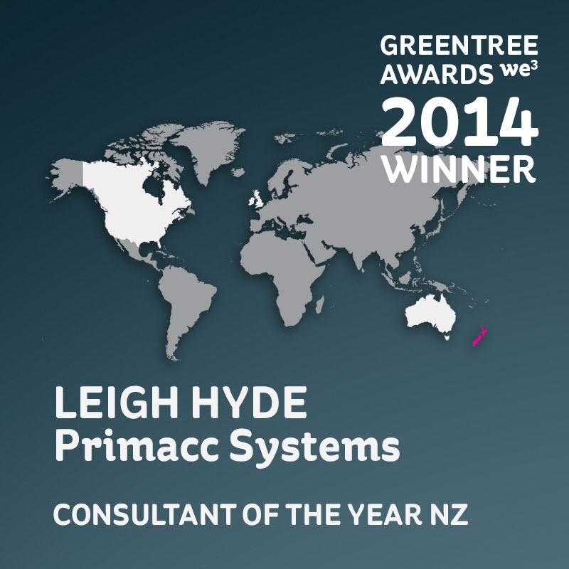 2014 Consultant of the Year