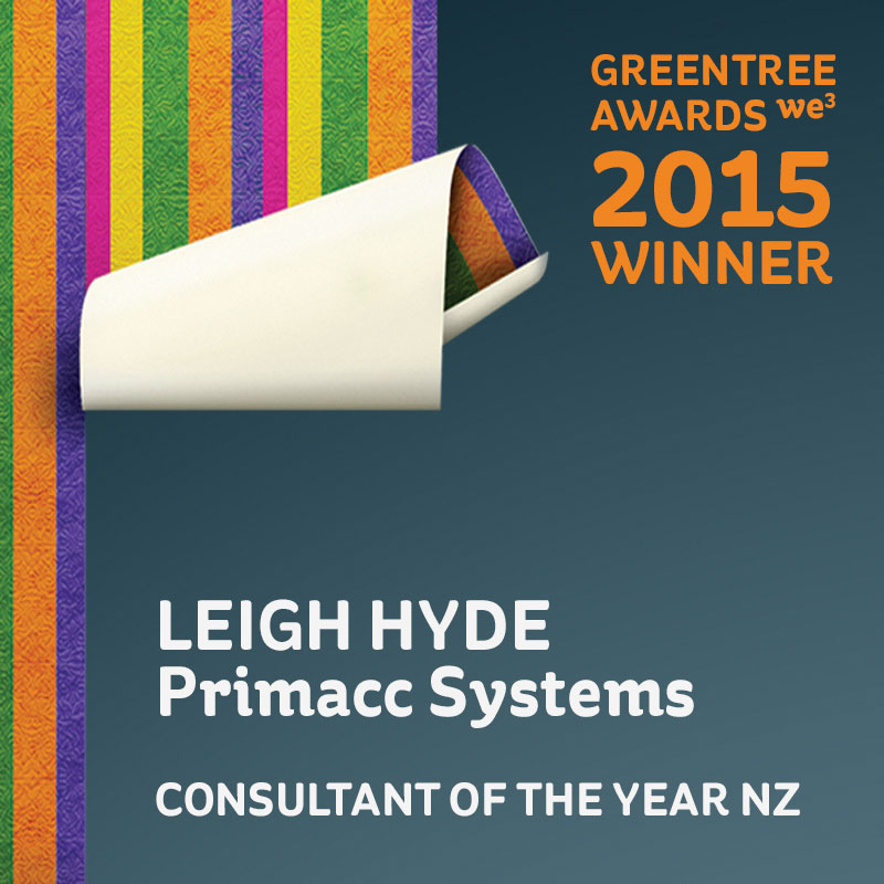 2015 Consultant of the Year